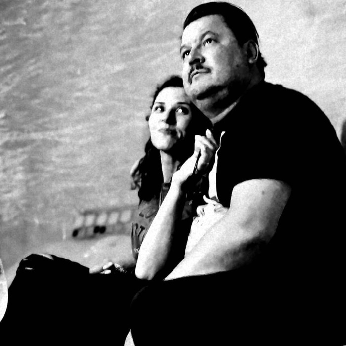 Mihai Bobonete si sotia sa, catalina
