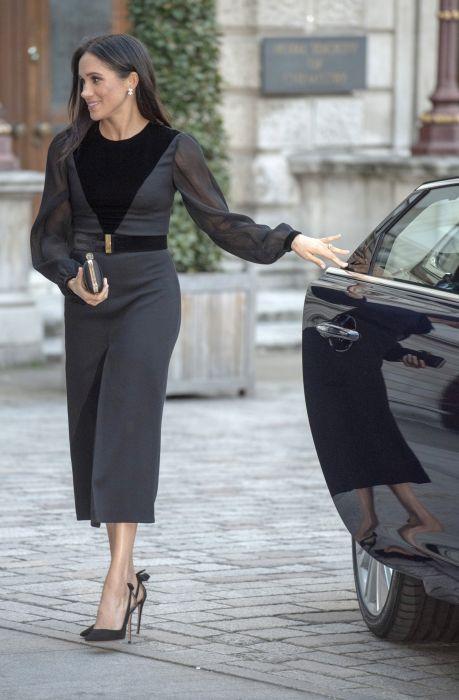 Prințul Harry a încălcat protocolul regal FOTO