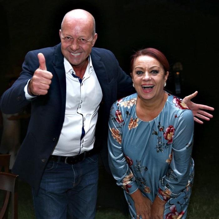 Adriana Trandafir si Marian Ralea in sacrificiul