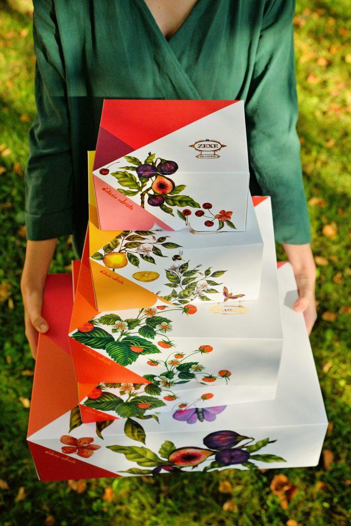 Ilustratoarea Alexia Udriște s-a alăturat unui proiect inedit de cofetărie și artă