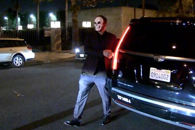 Ben Affleck a recidivat. Actorul s-a îmbătat de Halloween VIDEO