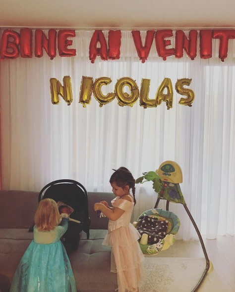 Cristina Dochianua nascut