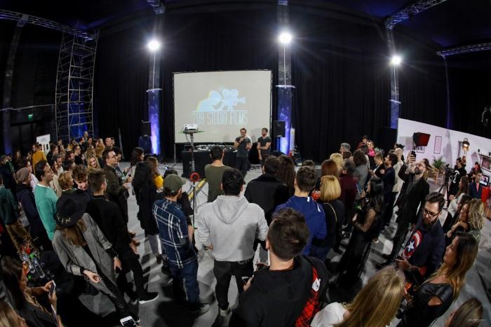Dragoș Bucur și Dorian Boguță au deschis 2DB Studio Films