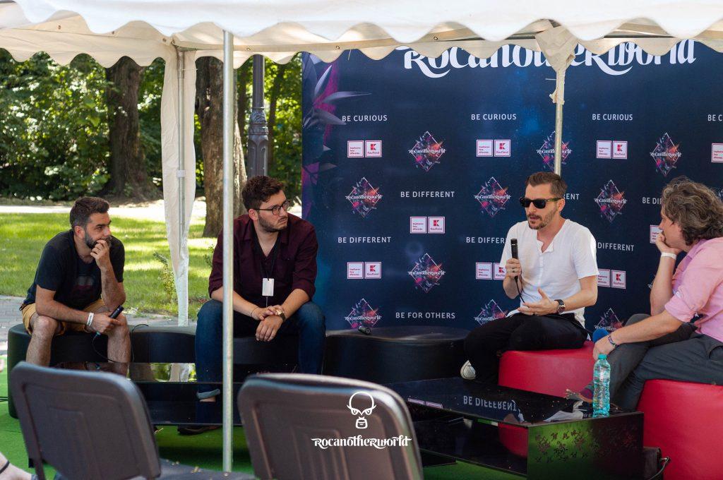"""Doru Trăscău, solistul The Mono Jacks, despre lansarea noului album: ,,Gloria este șansa noastră de a deveni nemuritori"""""""