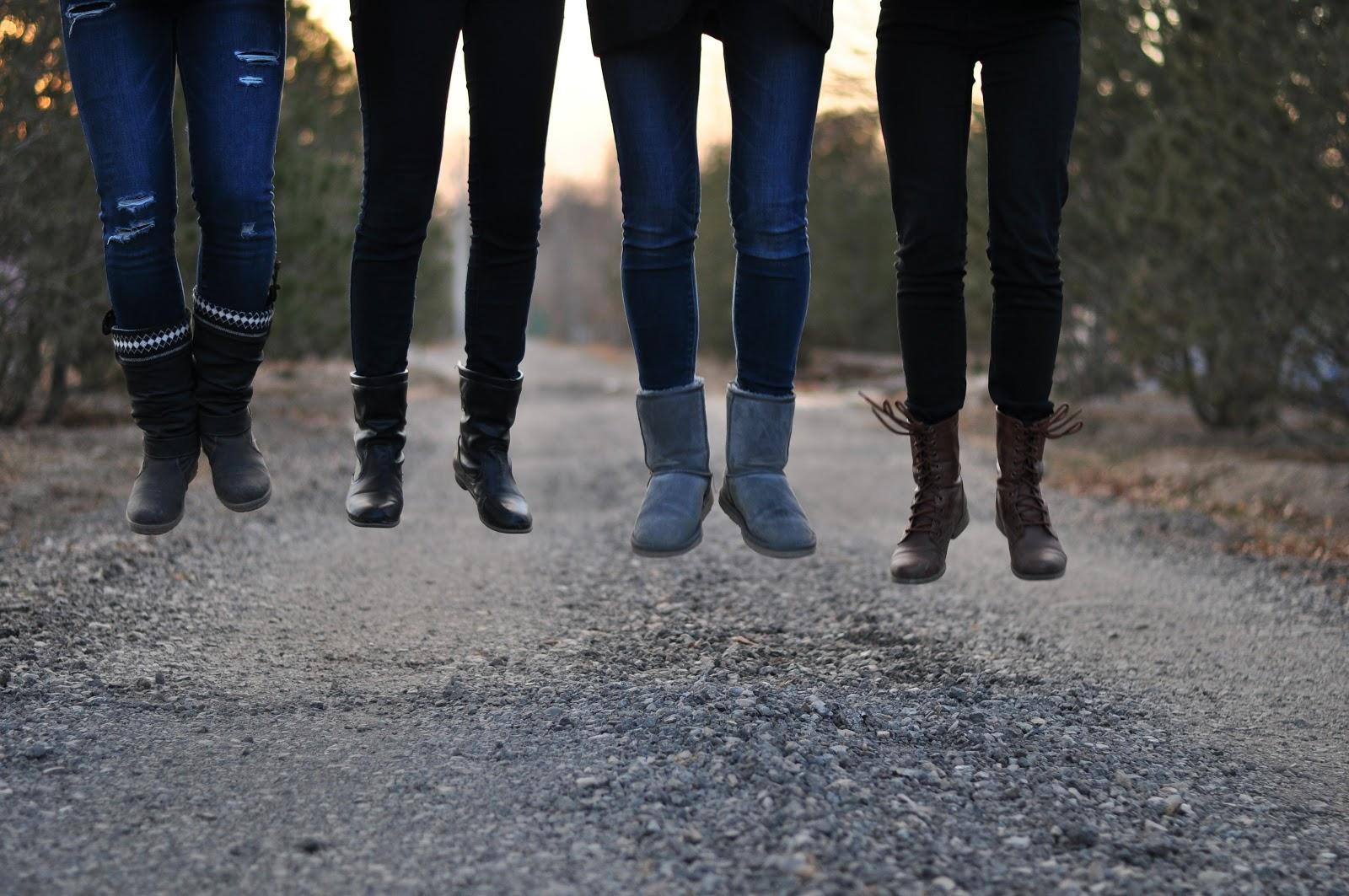 (P) 5 moduri în care să asortezi cizmele UGG
