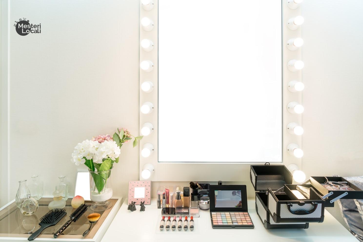 (P) Construiește-ți propriul vanity corner de vis sau apelează ușor la un meseriaș