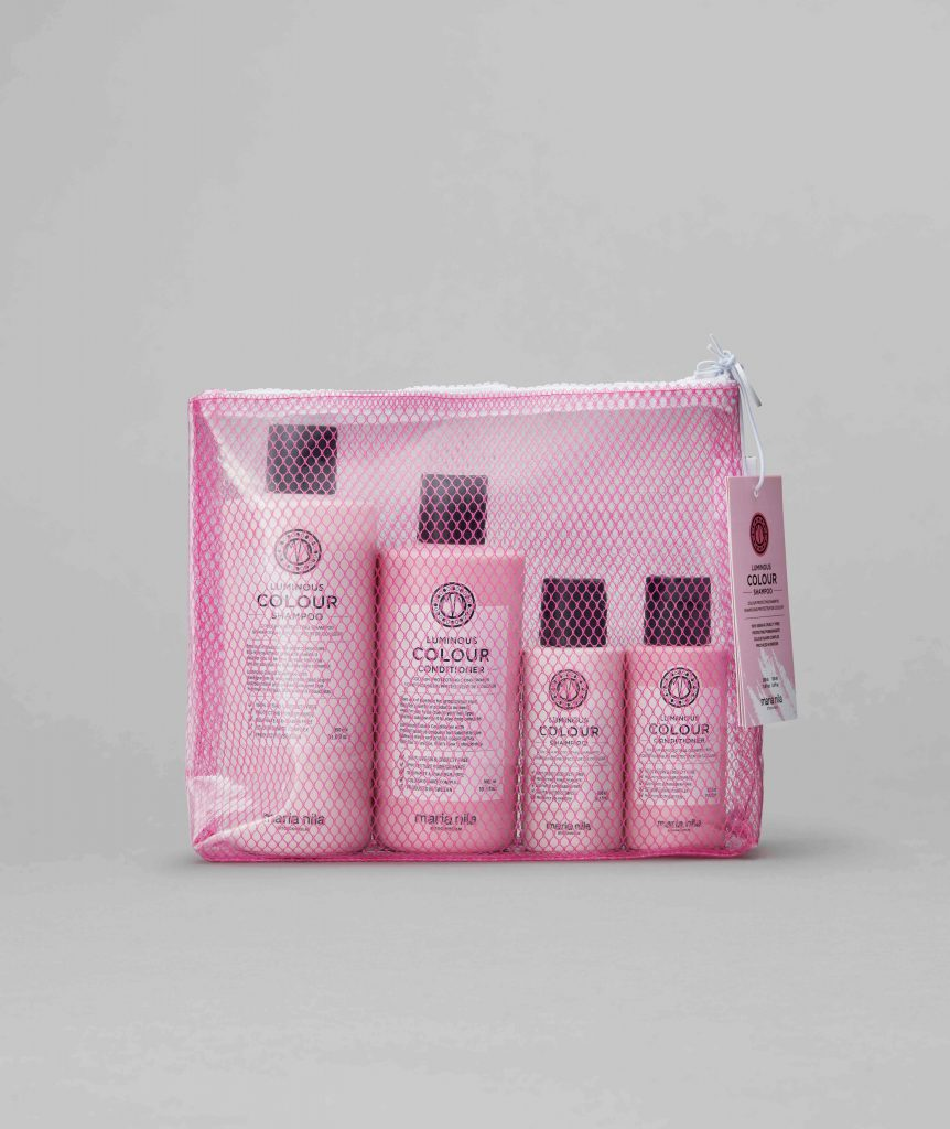 (P) Maria Nila lansează Beauty Bags 100% vegan, 100% reciclat