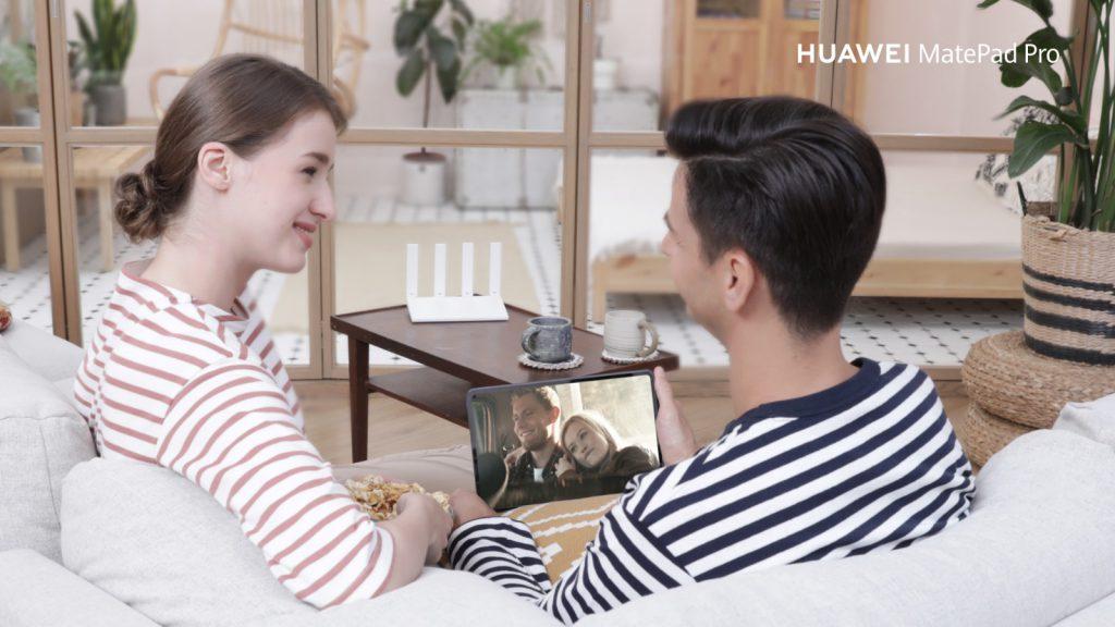 Productivitate, creativitate și divertisment de pe același ecran: Huawei MatePad Pro, dotată cu funcții și aplicații care fac față cu succes oricăror nevoi
