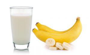 Dieta indiană- lapte si banane