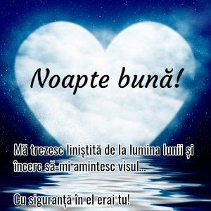 Mesaje de noapte bună