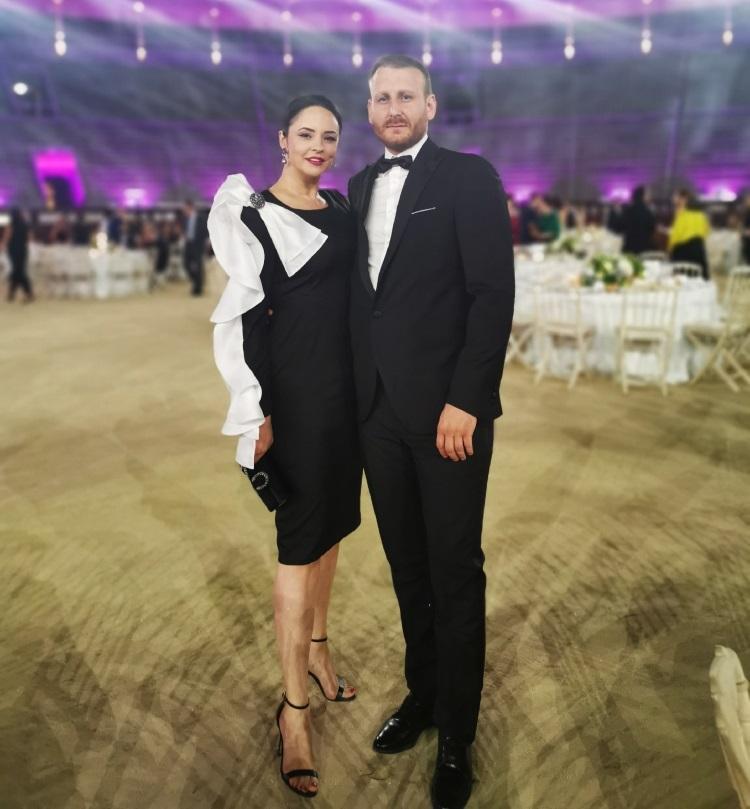 Andreea Marin si Adrian Brancoveanu