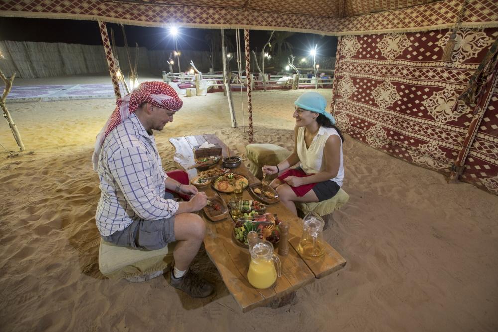 (P) Răsfăț de toamnă - Top experiențe în Dubai