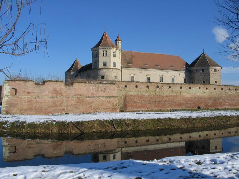 Cetatea Făgăraș, una dintre cele mai bogate din țară