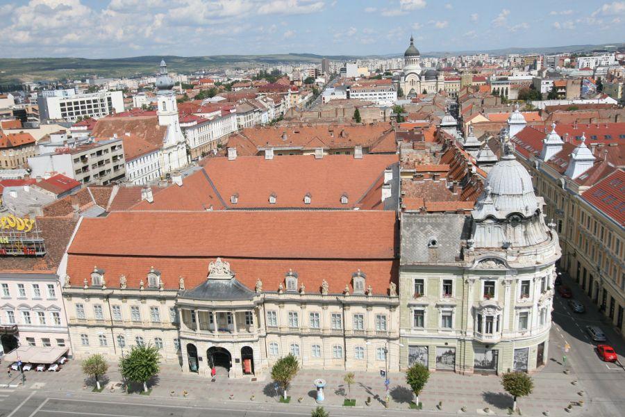 Top 10 locuri de vizitat în Cluj Napoca. Din Piața Unirii în Grădina Botanică